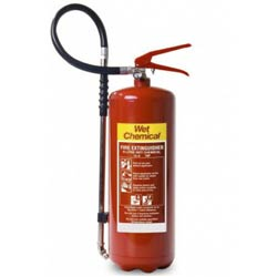 6lt Budget Chemical Class Fire Extinguisher